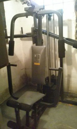 Weider ct-20 home gym for Sale in Lower Burrell, PA
