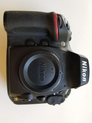 Nikon D800E 36.3 MP CMOS FX-Format Digital SLR Camera body. MINT CONDITION for Sale in St. Petersburg, FL