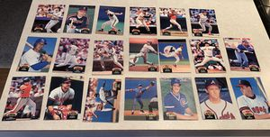 (20) 1992 Donruss baseball cards (value of set $3.67) for Sale in Montgomery, OH