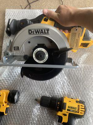Dewalt skill saw for Sale in Lakeland, FL