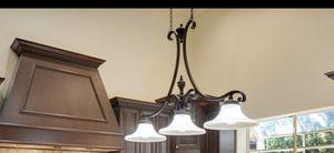 Beautiful light fixture for Sale in Boca Raton, FL