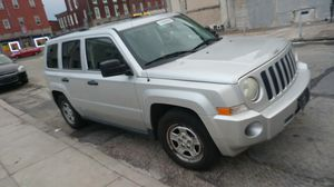 2010 Jeep Patriot 4x4 clean title for Sale in Philadelphia, PA