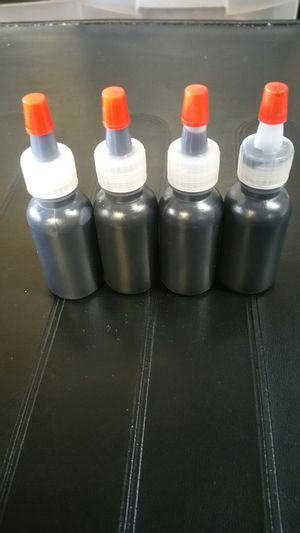 Brand new bottles of professional tattoo ink for Sale in Everett, WA