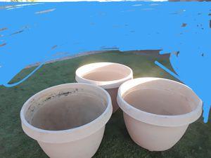 Flower pots 20 gallons for Sale in Las Vegas, NV