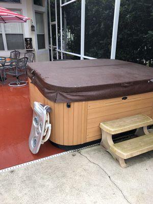 Used Bullfrog Hot Tub for Sale in Tampa, FL