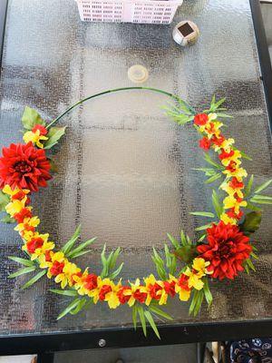 Decorative wreath for Sale in Chino, CA