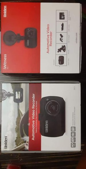 new in box dash cam & 16gb sd 40 Obo for Sale in Bessemer, AL
