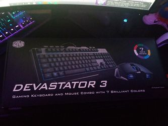 Gaming Keyboard And Mouse for Sale in Palmdale,  CA
