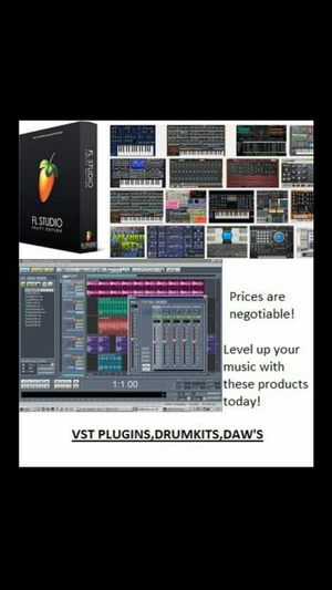 FL studio for MAC(osx) for Sale in St. Louis, MO