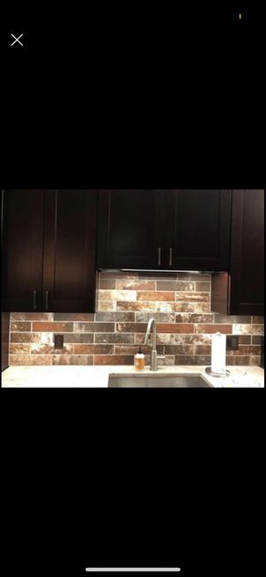 Faux Brick Tile for Sale in St. Charles, IL
