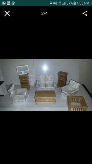 Dollhouse furniture new in box for Sale in Brooklyn, NY