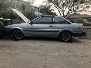 AE86 Corolla for Sale in Los Angeles, CA