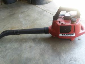 Leaf blower snapper runs great for Sale in Riverside, CA