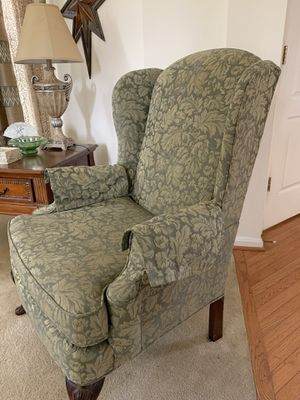 Wingback chair for Sale in Ashburn, VA
