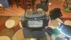 Leather bag for motorcycle for Sale in Pineville, LA