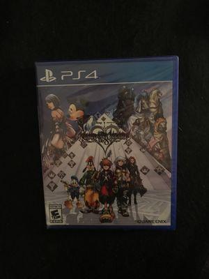 PS4 game kingdom hearts HD 2.8 for Sale in Phoenix, AZ
