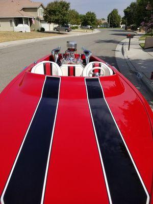1975 Roger's Bonneville bubble deck for Sale in San Jacinto, CA