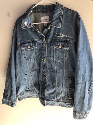 California jean denim jacket size xxl old navy for Sale in Clermont, FL