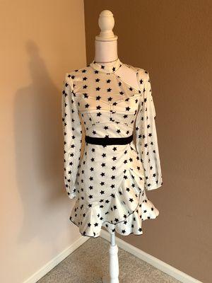 Satin star dress for Sale in Dublin, CA