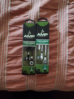 New AMP Earbuds for Sale in Long Beach, CA