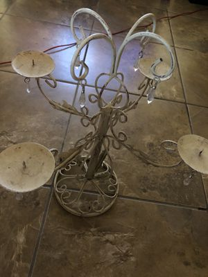 Candle holder for Sale in Hemet, CA