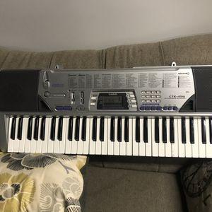 Casio CTK-496 Keyboard for Sale in Dearborn, MI