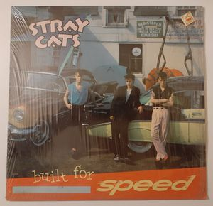 STRAY CATS BUILT FOR SPEED RECORD for Sale in Los Angeles, CA