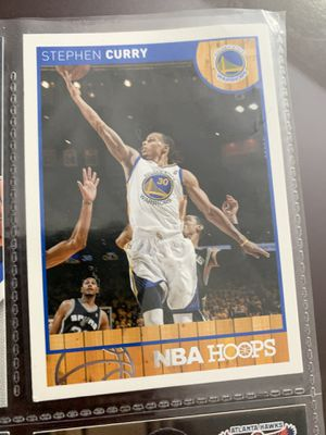 Panini basketball cards Stephen Curry for Sale in West Columbia, SC