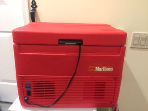 Brand new vintage Marlboro electrical cooler for Sale in Bloomfield Hills, MI