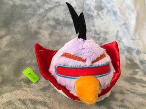 "4.5"" angry Birds stuffed animal $5 for Sale in Menifee, CA"