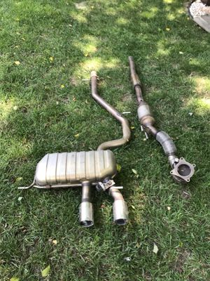 OEM exhaust parts for 2012-2013 VW Golf R for Sale in Manassas, VA