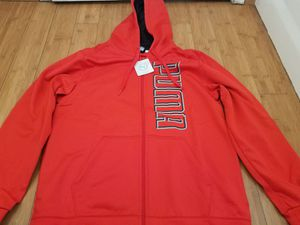 Puma Hoodie Jacket size M for Men for Sale in Paramount, CA
