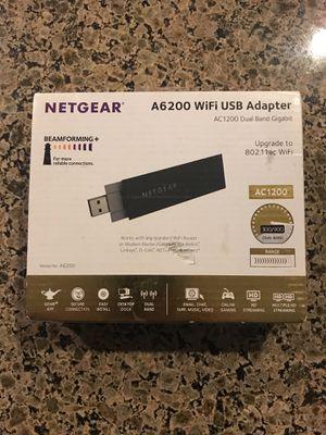 Netgear AC1200 / A6200 WiFi USB adapter for Sale in Laveen Village, AZ