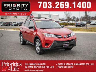 2014 Toyota Rav4 for Sale in Springfield,  VA