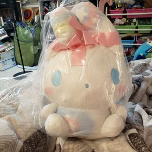 """Sanrio Cinnamoroll 15"""" Pink Ribbon Standing Japanese Import Plushie for Sale in Rockville, MD"""