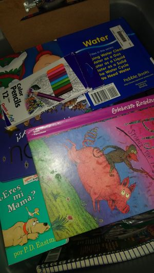 School supplies and kids books all for $10 for Sale in Auburn, WA