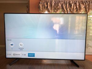 Samsung TV model # UN65NU6900F for Sale in Surprise, AZ