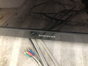 "Samsung flat TV 45"" for Sale in Fairfax, VA"
