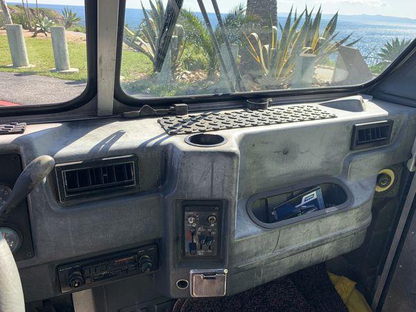 Dodge UMC Aeromate stealth camper van