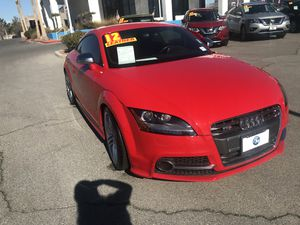 2012 Audi TTS 2.0 prestige coupe for Sale in Las Vegas, NV