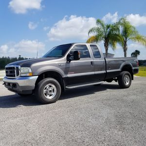 2003 Ford f350 4x4 diesel no rust for Sale in Land O Lakes, FL