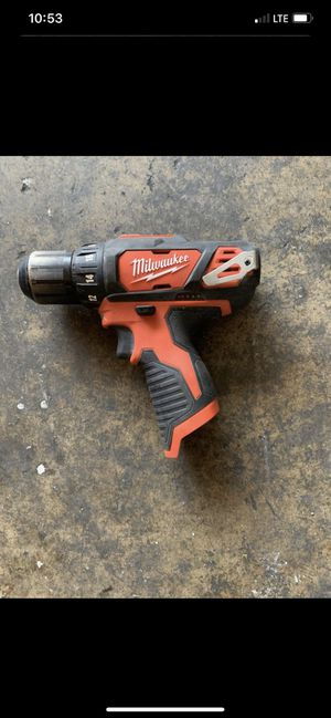 Milwaukee m12 drill TOOL ONLY for Sale in Covina, CA