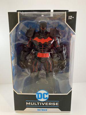 McFarlane Toys DC Multiverse Batman Hellbat Suit Action Figure for Sale in Orlando, FL