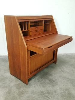 mid century Danish Langeskov Mobelfabrik desk for Sale in Los Angeles,  CA