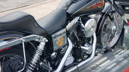 1996 Harley Davidson Dyna for Sale in Riverside,  CA