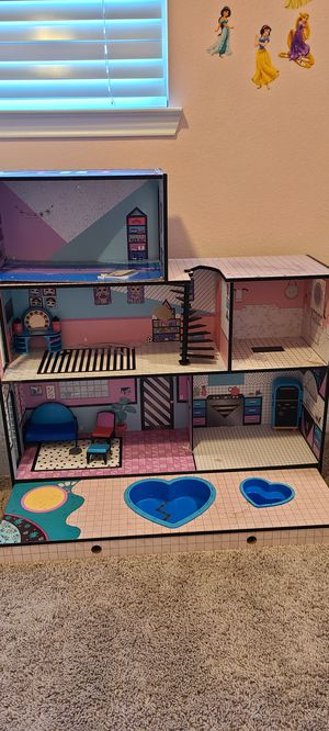Lol doll house for Sale in Katy, TX
