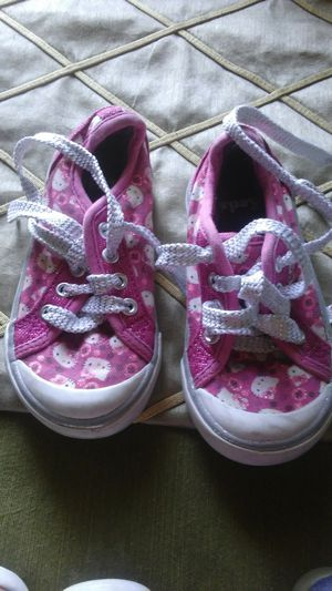 Hello Kitty Keds Shoes Size 6 for Sale in Ontario, CA