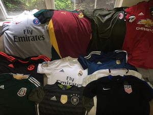 Soccer clothes for Sale in Manassas, VA