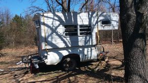 A camper asking $600 or OBO for Sale in Denison, TX