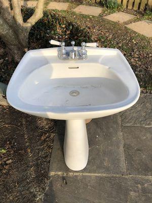 Porcelain Pedestal Sink for Sale in Silver Spring, MD